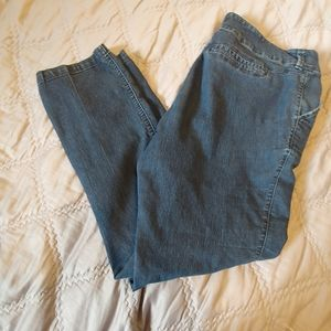 Dark wash Torrid jeans 18 regular straight leg